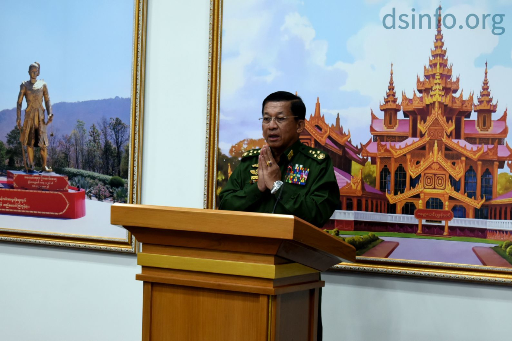 Military chief Min Aung Hlaing supports Arakan Army call to hold by-elections in Rakhine by end of year | Page 3 | Myanmar NOW